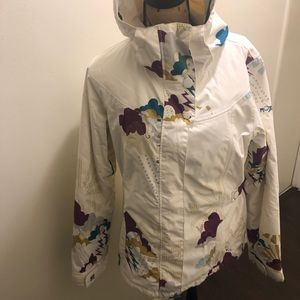 Roxy 10,000 Women's Snowboarding Jacket Size Large